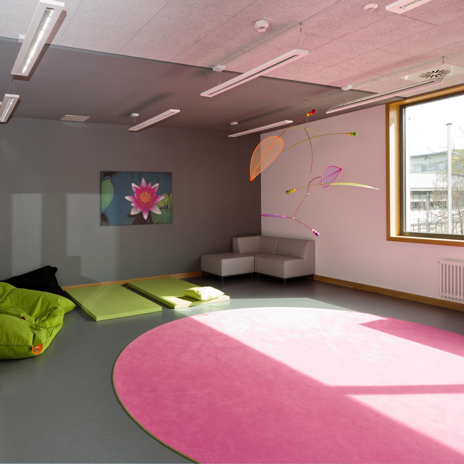 Berta-Hirsch-Schule Innenansicht