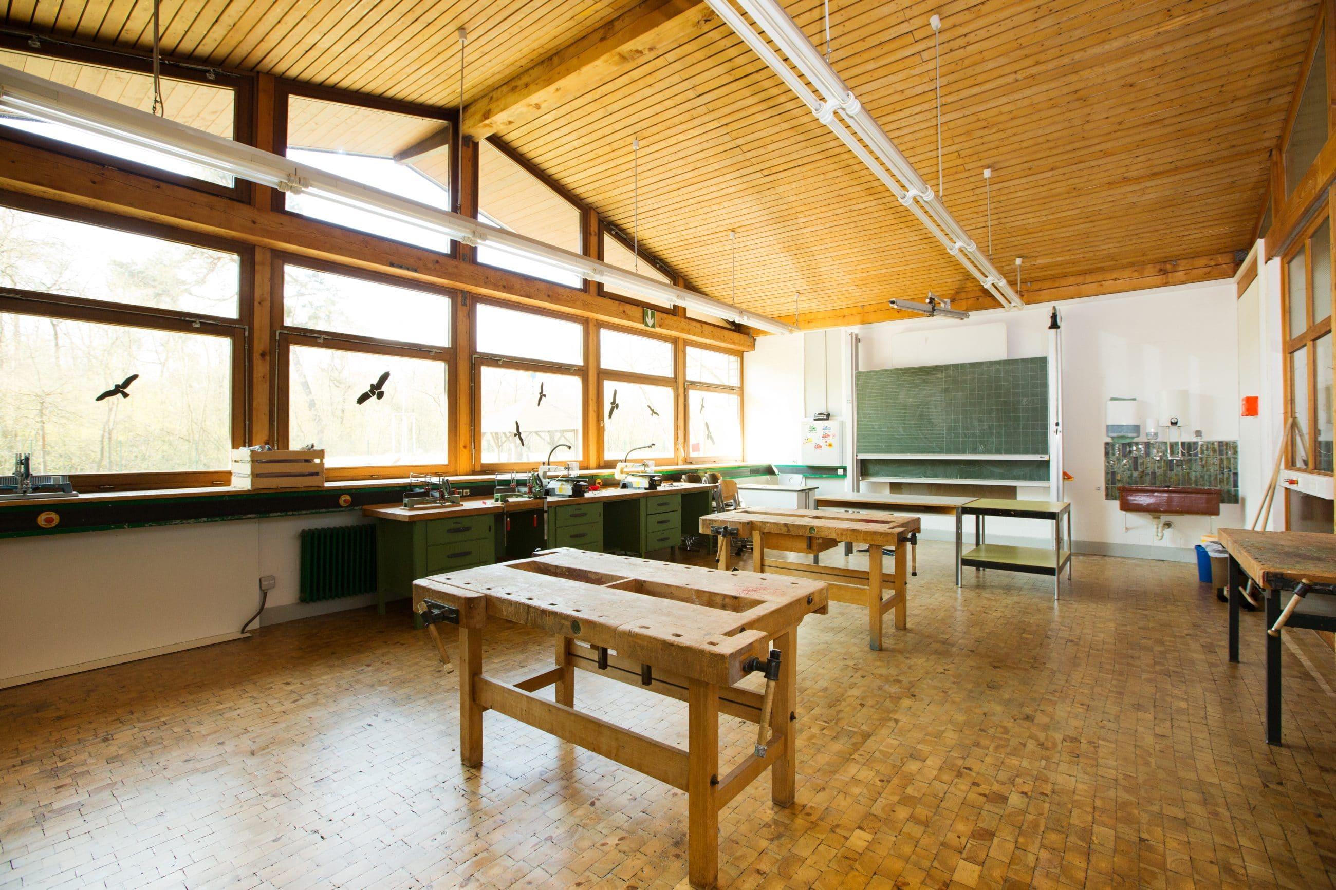 Eugen-Neter-Schule Innenansicht